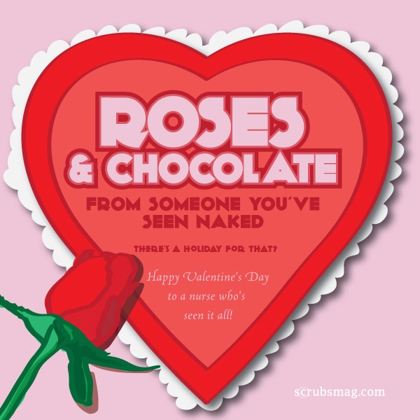 Happy Valentine\'s Day quotes for nurses - Scrubs | The ...