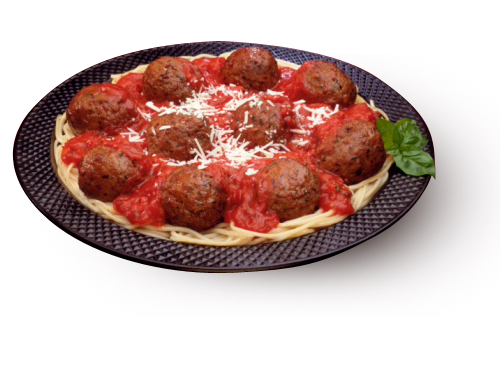 How Many Calories Does A Bowl Of Spaghetti And Meatballs Have