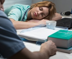 The Dangers Of Sleep Deprivation - And What It Means For Nurses