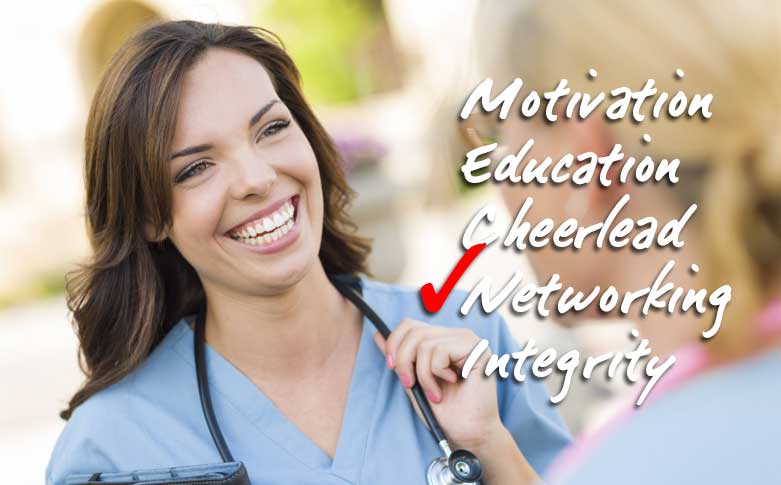 career opportunism in the nursing profession مشاهدة الفيديو cultivate leadership traits that will help you inspire your team,  i've spent my professional career teaching and training on leadership and management.