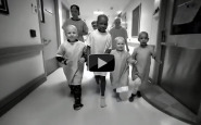 "WATCH: These pediatric cancer patients are ""Truly Brave"""