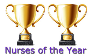 Nurses of the Year!