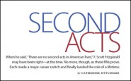 Second acts: Nursing as a second career