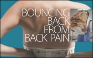 Bouncing back from back pain