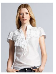 banana-republic-ruffled-shi