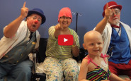 "Watch these adorable pediatric patients sing along to One Direction's ""What Makes You Beautiful"""