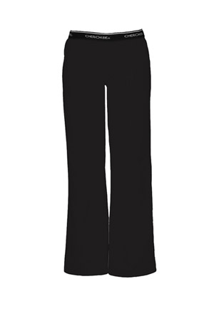 black-scrubs-pant