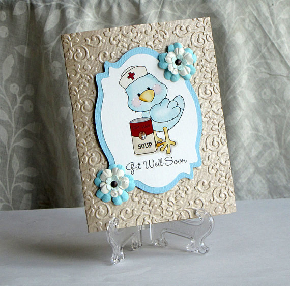 cat scrappin card