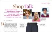 Shop talk–from nursing to retail