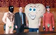 Unbelievable healthcare industry mascots