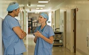 Nurses dating coworkers
