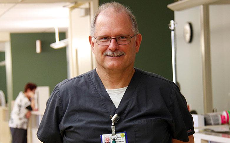 David Hobler RN