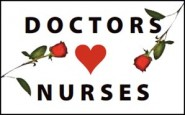 Doctor tributes to nurses!