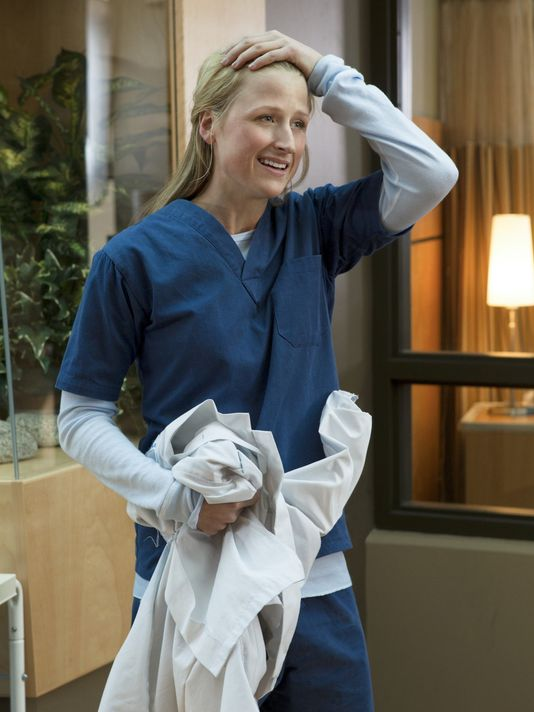 Mamie Gummer from Emily Owens, M.D.