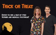 Halloween Scrubs Giveaway With Cherokee Uniforms