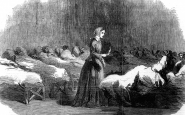 History Of Nursing (Infographic)
