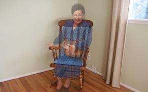 Ghost in elderly care
