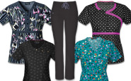 Dressing for your body type: 5 fall scrubs looks for hourglass-shaped nurses