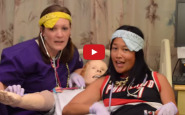 "Video: Student nurses make ""Fancy"" parody"