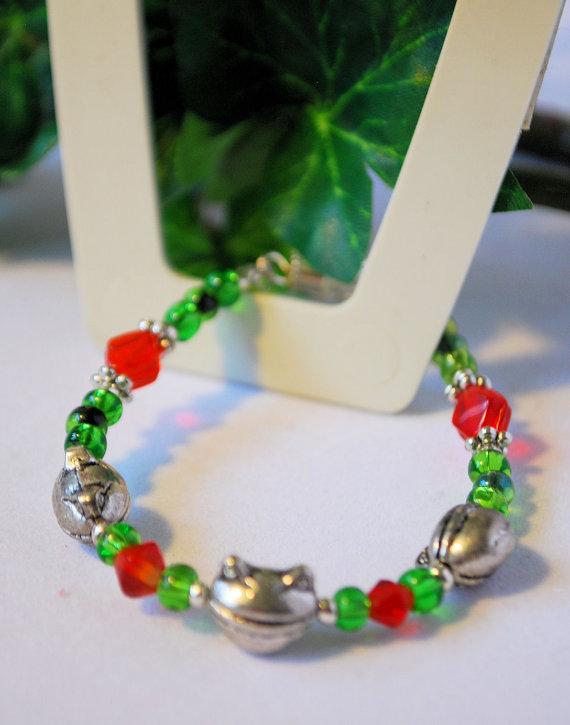 Stethoscope bling bracelet