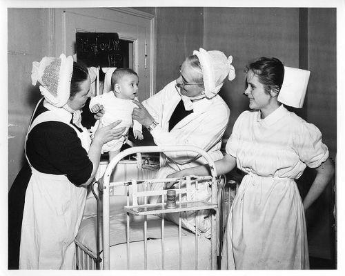 infant-nurse