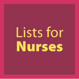 lists-for-nurses