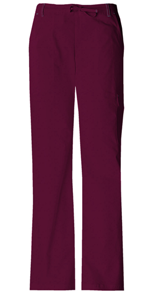 low rise straight leg pants