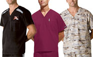 Great scrubs outfits for male nurses