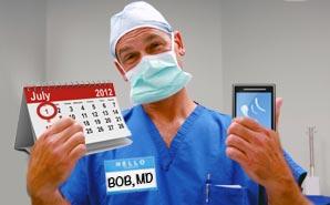 New hospital resident