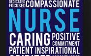Nurse bling: Nurse poster art print