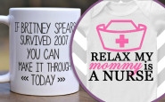 Nurse bling: For the new nurse mommy