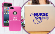 Nurse bling: For the techie in you