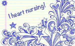 Nurse doodles