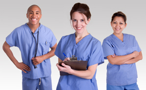 nurse-friends