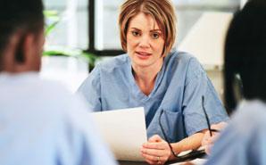 Nurse evaluations
