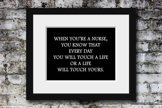 nurse print