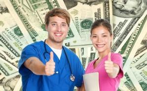 nurse salary 2014