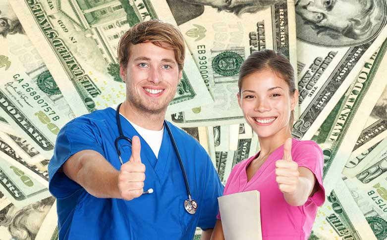 nurse salaries 2014: what cnas, lpns, nps, rns and more are making, Human body