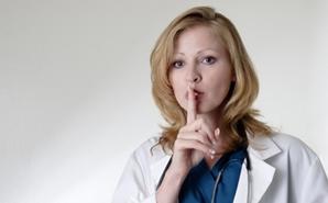 nurse-says-shhhh