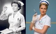 Nursing uniforms going back to white?