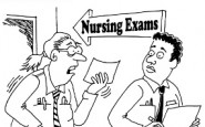 Nurse cartoons – Nursing exams