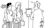 Nurse cartoons – Laughter is the best medicine