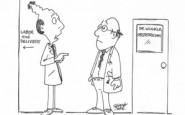 Nurse cartoons – Obstetrician