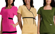 10 great scrubs outfits by color