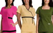10 estupendos uniformes por colores