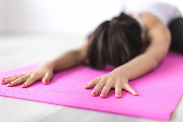 Find Your Center With These Easy Yoga Positions Perfect For Anywhere