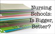 Does it matter which nursing school you attend?