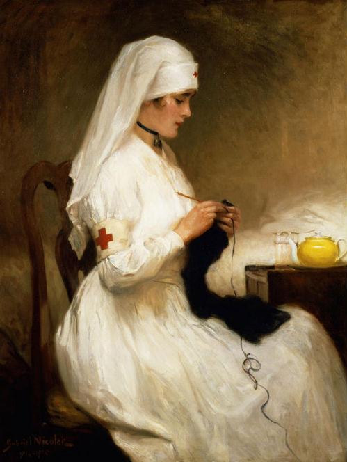 sewing-nurse