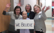 "A children's hospital's rendition of ""Fight Song"" that will make your heart burst"