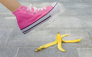 slipping-on-banana-peel